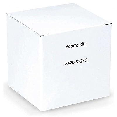 "Adams Rite 8400 Series Dark Bronze Anodized Finish Right Hand Door Mortise Exit Device, 1-1/8"" Backset, 36"" Door Size (Pack of 1)"