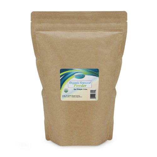 Certified Organic Seaweed Powder Lb product image