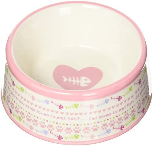 Melia Ceramic Bowl - Bone Dry DII Ceramic Medium Pet Bowls for Food & Water, 5