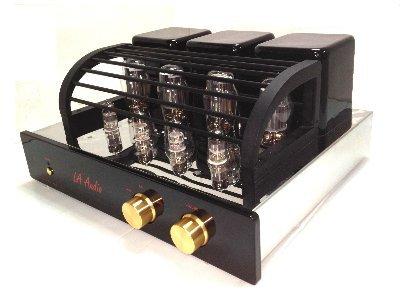 La Audio M-5 Integrated Vacuum Tube Amplifier With remote control La Audio