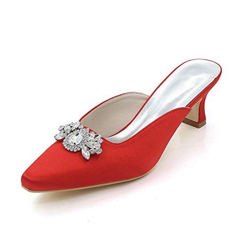 YC Colors More Shoe Evening available Shoe Shoes Women'S L Wedding amp; Red Shoes Dresses d4qRd7