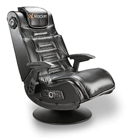 X Rocker 51396 Pro Series Pedestal 2.1 Video Gaming Chair, Wireless (Gamers Chairs For Pc)