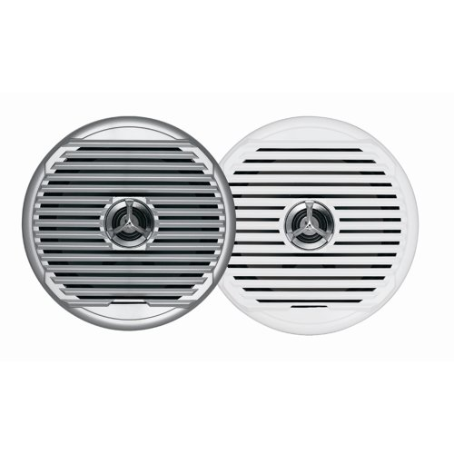 Price comparison product image Speaker, MRN High Performance W/White & Silver Grills