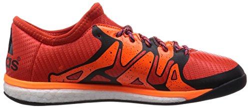 Scarpe Da Calcio Adidas X 15.1 Boost Mens Arancio Nero Bianco B25498