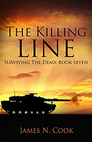 book cover of The Killing Line