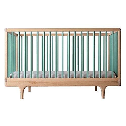 Kalon Studios Caravan Crib in Charcoal