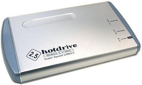 Bytecc Aluminum 2.5 Super Speed USB to Sata External Enclosure HD1-SU3