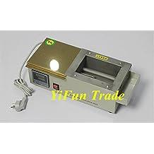 YiFun Trade Lead-free Solder Pot Manual PCB Dip Welding Machine 7.5kg Molten Tin Stove Melting Furnace 220V 600W