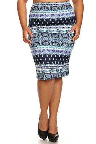 Crochet Sleeveless Skirt - 4