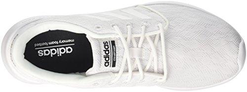 Racer Ftwbla Ftwbla Fitnessschuhe Cloudfoam adidas QT Negbás Damen 000 Weiß qBwxtYBAcT