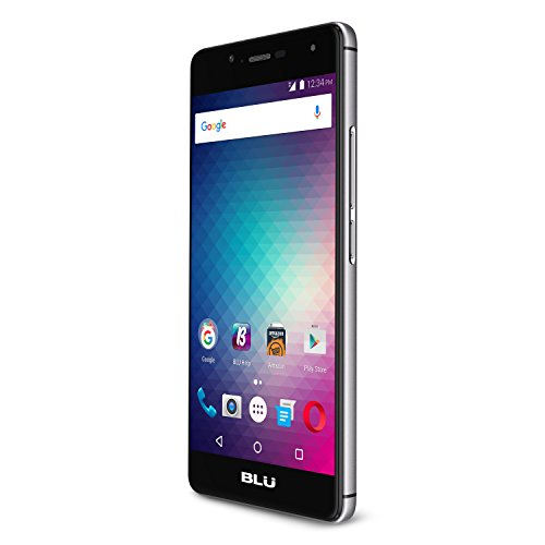 BLU R1 HD Cell Phone 16GB - Black ()