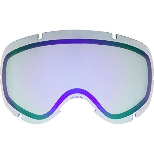 POC Lobesスペアレンズ& HDOニットキャップバンドル B01MY0NW6H OS|Grey / Purple Mirror Grey / Purple Mirror OS