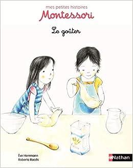 Le goûter - pédagogie Montessori