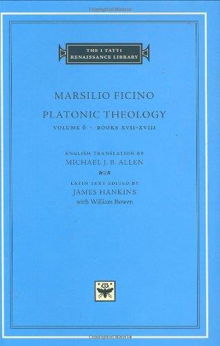 Platonic-Theology-Volume-6-Books-XVII-XVIII-The-I-Tatti-Renaissance-Library