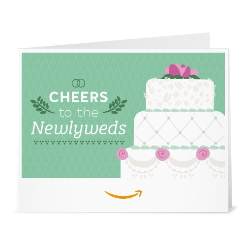 Amazon Gift Card - Print - Wedding - Printing Keep