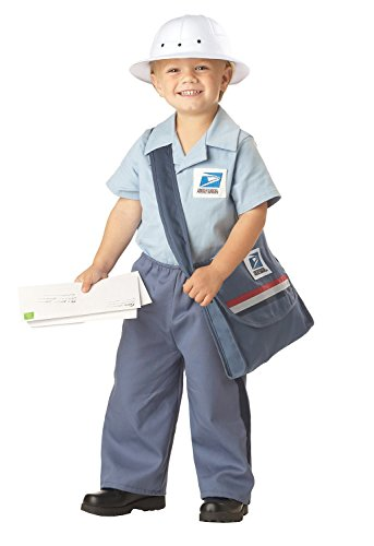 Mr. Postman Toddler Child Costume