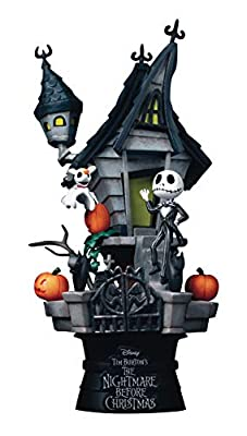Beast Kingdom The Nightmare Before Christmas Ds-035 D-Stage Series Statue
