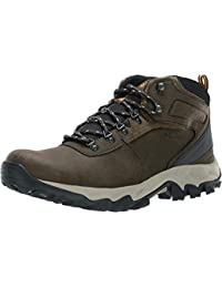 Men's Newton Ridge Plus II Waterproof Hiking Boot, Breathable, High-Traction Grip