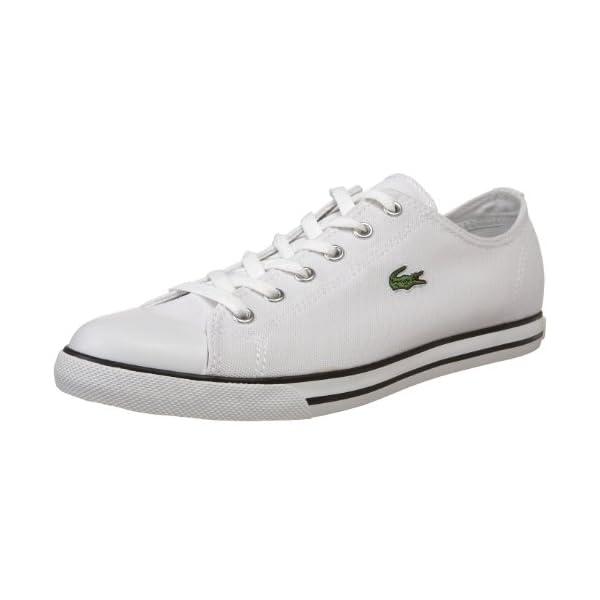 bef5d6ec275bc6 Lacoste Men s L27 Low-Top Sneaker - Sneaker Brands