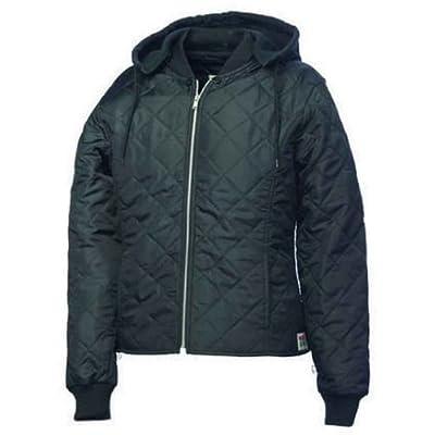 Tough Duck Women's Quilted Freezer Jacket at Women's Coats Shop