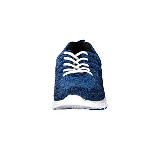 Grau Sneaker Blau Schnür Gr Laufschuh Schwarz Fitness Schwarz Herren Turnschuh 41 Trendiger von brandsseller 36 Sport 8CqnwRnt
