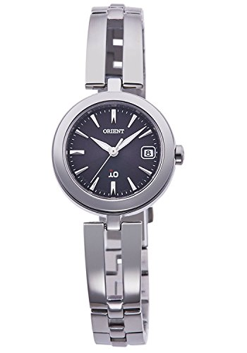 ORIENT iO Io NATURAL and PLAIN LIGHT CHARGE watch RN-WG0004B Ladies