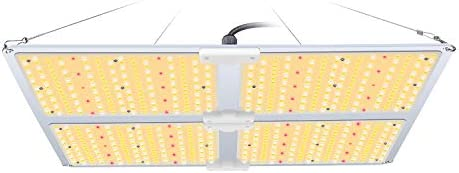 AOPO LED Grow Light for Indoor Plants, Plant Growing Lamp Samsung Diodes with Dimmable Mean Well Driver, Sunlike Full Spectrum Plant Light for Seedling, Greenhouse, Hydroponic and Flowers A-4000