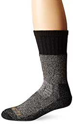 Carhartt Men's Extremes Cold Weather Boot Socks,  BlackHeather, Shoe: 11-15