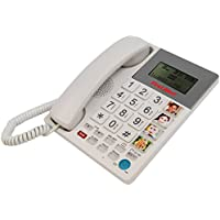 JENSFA3275 - FIRST ALERT SFA3275 Big Button Corded Telephone with Emergency Key