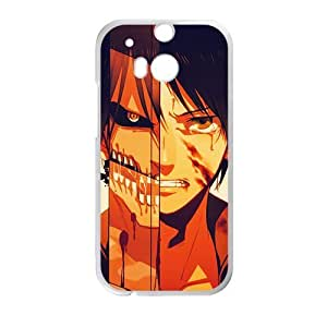 Happy Brown distinctive boy Cell Phone Case for HTC One M8