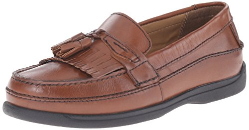 Dockers Men's Sinclair Kiltie Loafer,Antique Brown,10.5 M US