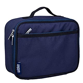 Wildkin 33505 Whale Blue Lunch Box, One Size (B0067QYHZU) | Amazon price tracker / tracking, Amazon price history charts, Amazon price watches, Amazon price drop alerts