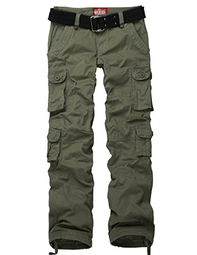 Match Ladies Juniors Boyish Petite Cargo Pants