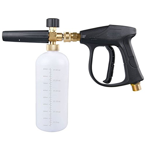 Price comparison product image DUSICHIN DUS-003 3000 PSI High Pressure Washer Gun, M22 Thread, Snow Foam Lance, Snow Foam Cannon