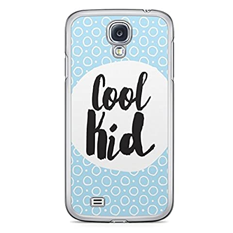Cool Kid Samsung Galaxy S4 Case - 1 Piece Durable hard Phone cover - by Loud Universe (Galaxy S4 Phone Case Universe)