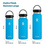 Hydro Flask Water Bottle - Stainless Steel & Vacuum