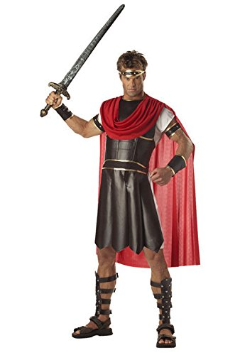 [Mememall Fashion Hercules Roman Spartan Warrior Mens Costume] (Hercules Costume Couple)