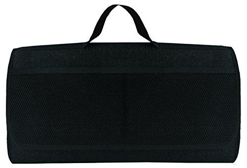 Kofferraumtasche in schwarz groß für jedes Fahrzeug passend