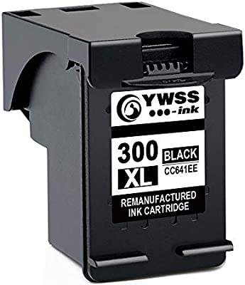YWSS Remanufactured Ink Cartridge for HP 300 XL-1B: Amazon.es: Electrónica
