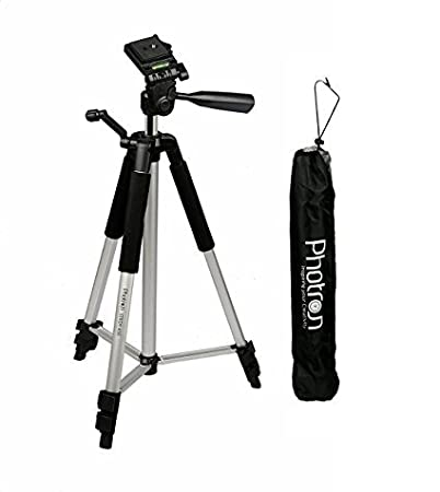 Renewed  Photron Stedy PS450 Tripod Kit  Black  Cameras   Photography