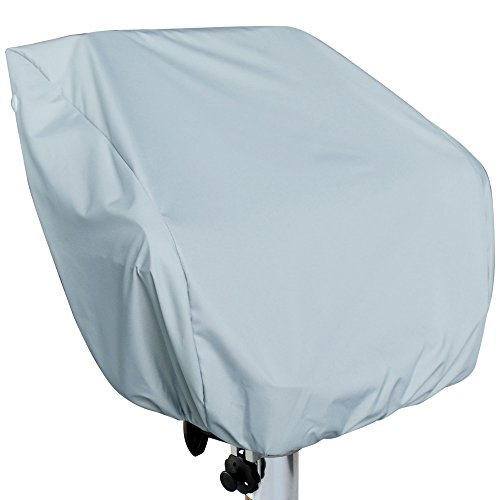- Leader Accessories Superior Fabric Grey Helmsman Fishing Chair Cover