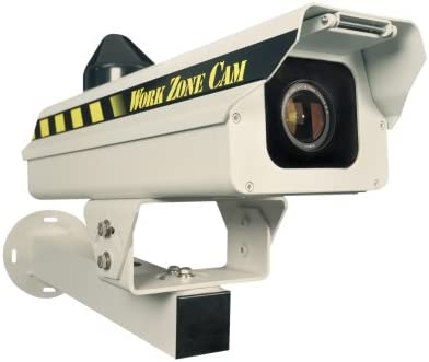 Work Zone Cam WZ1200S Time-lapse Construction Camera 12 MP SLR Camera Compatible with Sprint