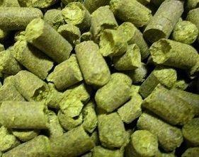 UK East Kent Goldings Hop Pellets - 1 oz. by Strange Brew