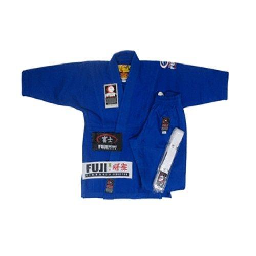 Fuji Kid's BJJ Uniform, Blue, C1