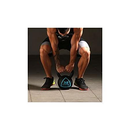 LivePro - KETTLEBELL-4KG Pesi Allenamento Fitness Crossfit Training Manubrio: Amazon.es: Deportes y aire libre