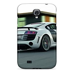 Ideal Magic Phone Case Case Cover For Galaxy S4(audi R8), Protective Stylish Case