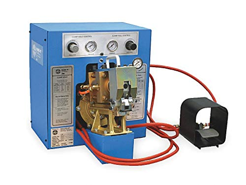 Automatic Junior Clamp Air Tool for Use with: 2LPG8, 2LPG9, 2LPH1 to 2LPH9, 2LPJ1 to - Clamp Junior