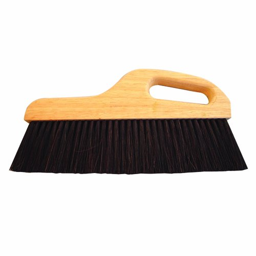 Bon 22-389 12-Inch Horse Hair/Poly Bristle Mix Hand Finished Concrete Brush by bon