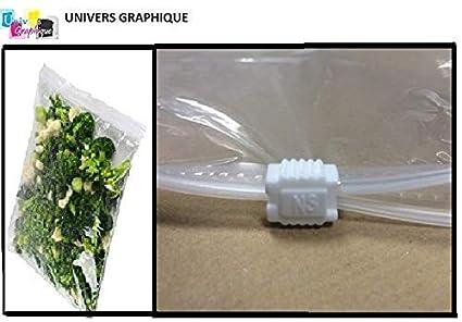 50 tiene bolsa cursor 35 x 28 cm bolsa con corredera puede volver a cerrar deslizador de cremallera 350 x 280 mm