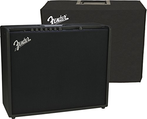 Fender Mustang GT 200 Digital Combo Electric Guitar Amp w/ Amp Cover by FMIC